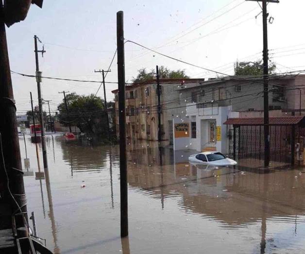 Causa lluvia inundaciones