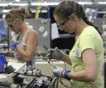 Los pedidos de productos manufacturados de gran valor aumentan solo un 0,4%