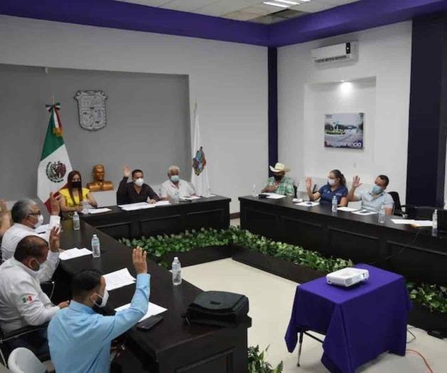 Preside alcalde JMHL Consejo de Comapa