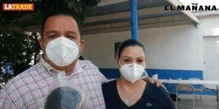 Llevan brigada médica a la Colonia  Azteca