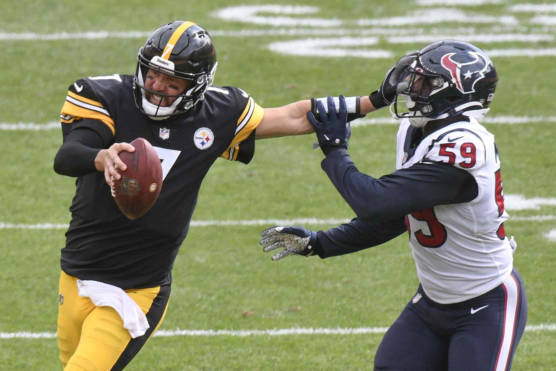 Steelers 28-21 Texans