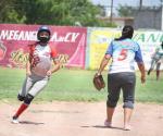 Inicia Torneo Relámpago Femenil con ocho equipos