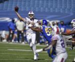 Se aferran Bills al triunfo y vencen 35-32 a Rams