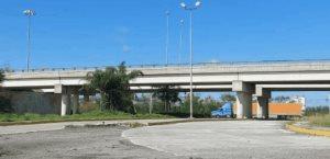 Piden reparación del Puente Roto