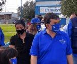 Muestra Aurrera gran interés por Río Bravo