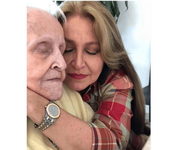Fallece la mamá de Daniela Romo