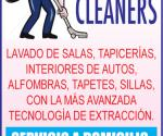 (IMAGEN) MASTER CLEANERS.