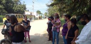 Se manifiestan contra directora De Cobach de Villa Cuauhtémoc