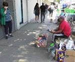 Ocupación informal se eleva a 55.1% en agosto: Inegi