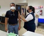 Recibe Río Bravo dotación  de vacuna contra la influenza