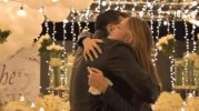 Adrián Uribe le pide matrimonio a su novia Thuany Martins