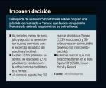 Protege la CRE a marca Pemex
