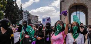 Protesta feminista es ´una provocación´
