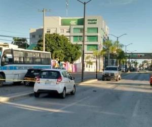 Multichoque deja un conductor con lesiones en Tampico