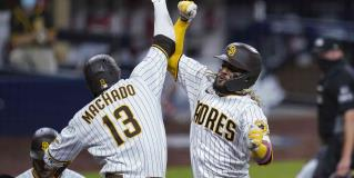 Empatan Padres de San Diego la Serie de Comodín
