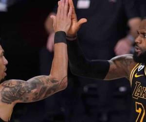 Lakers ganan Juego 2 de la Serie Final, 124-114 al Heat de Miami; se ponen arriba 2-0