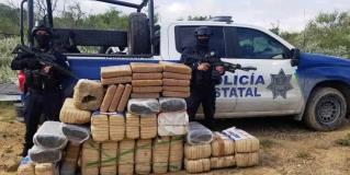 Golpe a la delincuencia: autos, armas, drogas y detenidos, el saldo de operativos en Tamaulipas