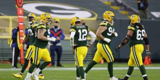 Ganan Packers a Falcons en cierre del Monday Night Football