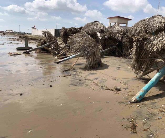 Provoca Delta cierre de playas
