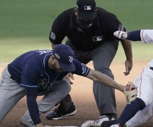 MLB | Astros vs Rays | Juego 5