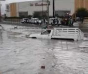 Otra vez, Reynosa bajo el agua