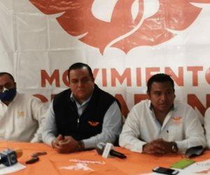 Acusan irregularidades de Cárdenas Gutiérrez en MC