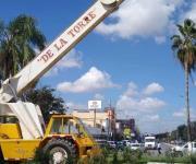 Remodelan otonda Principal de Río Bravo