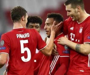 UEFA Champions League |Jornada 1 | Resultados Finales: