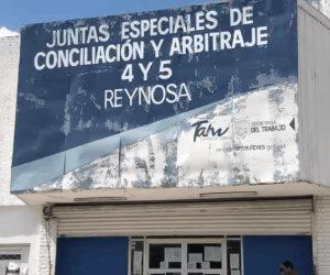 Bajo protocolos sanitarios trabajan conciliación y arbitraje